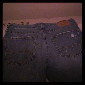 Hollister jeans, men's